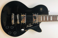 Les Paul Signed Full-Size Electric Guitar (JSA COA) at PristineAuction.com