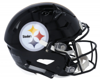 Ben Roethlisberger Signed Steelers Full-Size Authentic On-Field SpeedFlex Helmet (Fanatics Hologram) at PristineAuction.com