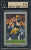 Aaron Rodgers 2005 Topps Turkey Red #221 RC (BGS 9.5) at PristineAuction.com