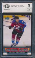 Nathan Mackinnon 2013-14 Upper Deck Young Guns (BCCG 9) at PristineAuction.com