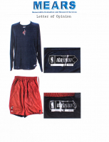 LeBron James Game-Used 2003-04 Cavaliers Jersey & Warm-Up Gear (Mears LOA) at PristineAuction.com