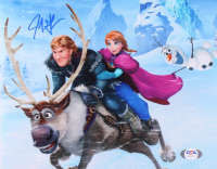 "Jonathan Groff Signed ""Frozen"" 8x10 Photo (PSA COA) at PristineAuction.com"