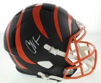 Chad Johnson Signed Bengals Full-Size Eclipse Alternate Speed Helmet (JSA COA) at PristineAuction.com