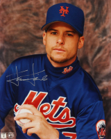 Jason Jacome Signed Mets 8x10 Photo (Sportscards SOA) at PristineAuction.com