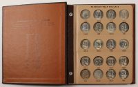 Complete Set of 1948-1963 Uncirculated Franklin Half Dollars with (37) Coins at PristineAuction.com