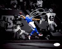 Odell Beckham Jr. Signed Giants 8x10 Photo (JSA COA) at PristineAuction.com