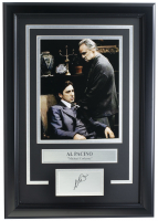 "Al Pacino ""The Godfather"" 16x19 Custom Framed Photo Display at PristineAuction.com"