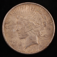 1923-S $1 Peace Silver Dollar at PristineAuction.com