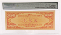"""1934 $100,000 One Thousand Dollars """"Smithsonian Edition"""" Gold Certificate (PMG Gem Uncirculated) at PristineAuction.com"""