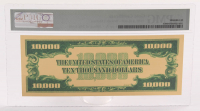 "1928 $10,000 One Thousand Dollars ""Smithsonian Edition"" Gold Certificate (PMG Gem Uncirculated) at PristineAuction.com"