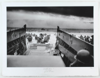 """Historical Photo Archive - World War II """"D-Day"""" Limited Edition 17x22 Fine Art Giclee on Paper #/375 (PA LOA) at PristineAuction.com"""