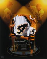 Bobby Orr Signed Bruins 16x20 Photo (Orr COA) (See Description) at PristineAuction.com