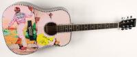 "Elton John Signed 41"" Acoustic Guitar Inscribed ""With Love"" (PSA Hologram) at PristineAuction.com"