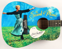 "Julie Andrews Signed ""The Sound Of Music"" 41"" Acoustic Guitar (PSA Hologram) at PristineAuction.com"