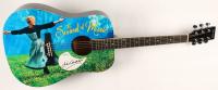 "Julie Andrews Signed ""The Sound Of Music"" 41"" Acoustic Guitar (PSA Hologram) at PristineAuction.com"