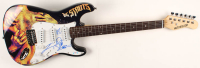"Jed Elliott, Luke Spiller, Andrew Slack & Gethin Davies Signed 39"" Electric Guitar (PSA LOA) at PristineAuction.com"