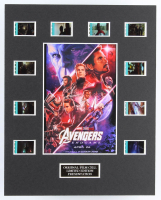 """Avengers: Endgame"" LE 8x10 Custom Matted Original Film / Movie Cell Display at PristineAuction.com"