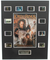 """The Lord Of The Rings: The Return of The King"" LE 8x10 Custom Matted Original Film / Movie Cell Display at PristineAuction.com"