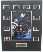 """Batman Returns"" LE 8x10 Custom Matted Original Film / Movie Cell Display at PristineAuction.com"