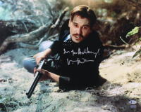 """Val Kilmer Signed """"Tombstone"""" 16x20 Photo Inscribed """"I'm Your Huckleberry!"""" (Beckett COA) at PristineAuction.com"""