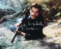 "Val Kilmer Signed ""Tombstone"" 16x20 Photo Inscribed ""I'm Your Huckleberry!"" (Beckett COA) at PristineAuction.com"