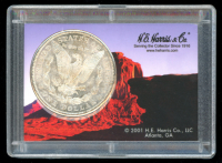 1921-S Morgan Silver Dollar In Case at PristineAuction.com