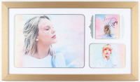 "Taylor Swift Signed 26x15 Custom Framed ""Lover"" Album Photo Display (JSA COA) at PristineAuction.com"