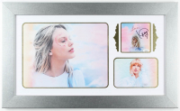"Taylor Swift Signed 27x16 Custom Framed ""Lover"" Album Photo Display (JSA COA) at PristineAuction.com"