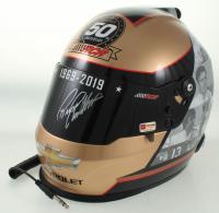 Richard Childress Signed NASCAR RCR 50th Anniversary Full-Size Helmet (PA COA) at PristineAuction.com