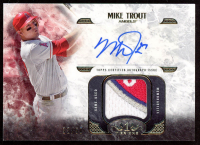 Mike Trout 2016 Topps Tier One Autograph Relics #AT1RMT at PristineAuction.com