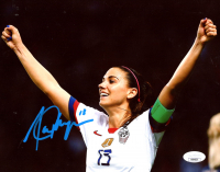 Alex Morgan Signed Team USA 8x10 Photo (JSA COA) at PristineAuction.com