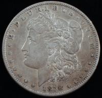 1878-S Morgan Silver Dollar at PristineAuction.com