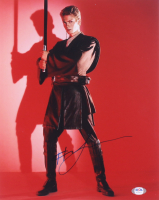 """Hayden Christensen Signed """"Star Wars: Episode II – Attack of the Clones"""" 11x14 Photo (PSA COA) at PristineAuction.com"""