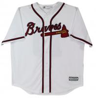 Chipper Jones Signed Braves Jersey (Beckett COA) at PristineAuction.com