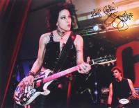"Joan Jett Signed 11x14 Photo Inscribed ""Keep Rockin'"" (PSA COA) at PristineAuction.com"