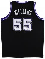 Jason Williams Signed Jersey (Beckett COA) at PristineAuction.com
