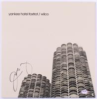 "Jeff Tweedy Signed Wilco ""Yankee Hotel Foxtrot"" Vinyl Record Album Cover (PSA COA) at PristineAuction.com"