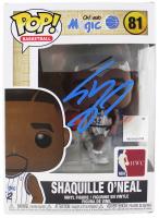Shaquille O'Neal Signed Magic #81 Funko Pop! Vinyl Figure (Beckett COA) at PristineAuction.com