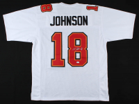 Tyler Johnson Signed Jersey (Beckett COA) at PristineAuction.com