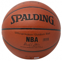 Kobe Bryant Signed NBA Basketball with Display Case (PSA COA) at PristineAuction.com