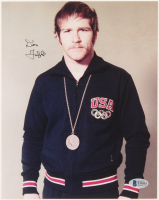 Dan Gable Signed Team USA 8x10 Photo (Beckett COA) at PristineAuction.com