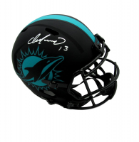Dan Marino Signed Dolphins Full-Size Eclipse Alternate Speed Helmet (JSA COA) at PristineAuction.com