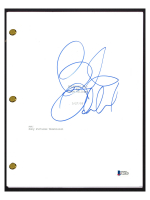 Entertainment Autographs Signed Script Mystery Box - TV Edition Series 1 at PristineAuction.com