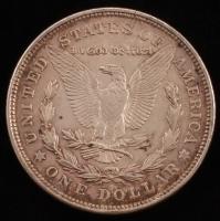 1921 Morgan Silver Dollar at PristineAuction.com