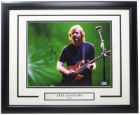 Trey Anastasio Signed 11x14 Custom Framed Photo Display (Beckett COA) at PristineAuction.com