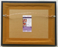 Ron Turcotte Signed 1973 Belmont Stakes 12x18 Custom Framed Photo Display (JSA COA) at PristineAuction.com