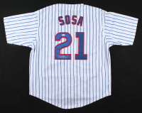 Sammy Sosa Signed Jersey (Beckett COA) at PristineAuction.com