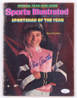 Steve Cauthen Signed Vintage 1977 Sports Illustrated Magazine (JSA COA) at PristineAuction.com