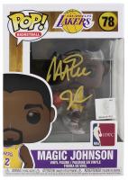 Magic Johnson Signed Lakers #78 Funko Pop! Vinyl Figure (Beckett COA) at PristineAuction.com