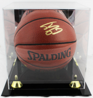 Shaquille O'Neal Signed NBA Basketball with High Quality Display Case (Beckett COA) at PristineAuction.com